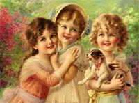 Victorian darlings