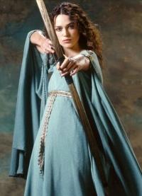 Warrior women in mythology